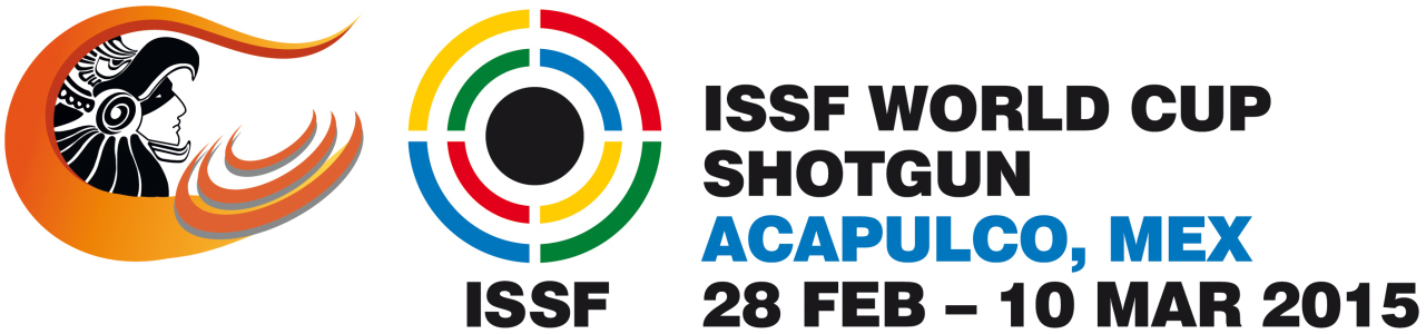 logo issf world cup in acapulco/mexiko